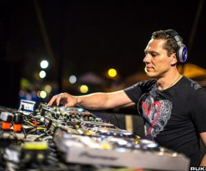 Tiesto Samples Marvin Gaye's Legendary Hit 'I Heard It Thought The Grapevine' In His Latest Record