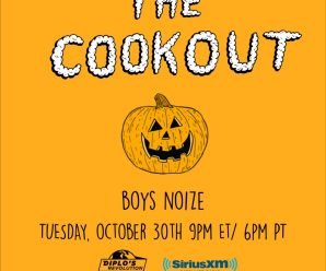 Boys Noize hops on The Cookout reside from Aquasella