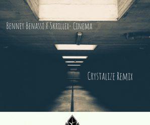 Crystalize crush Skrillex's iconic 'Cinema' remix
