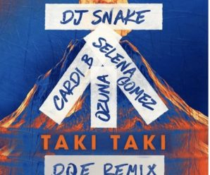 DQE Gives DJ Snake's Taki Taki a Gorgeous Makeover
