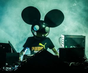 Deadmau5 Debuts A New Gorgeous, Driving Unreleased Track In Berlin