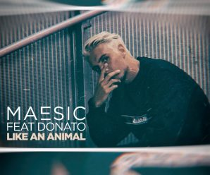 "EDMSauce Premiere: Maesic Releases Eclectic ""Like An Animal"" Original On UMG France"