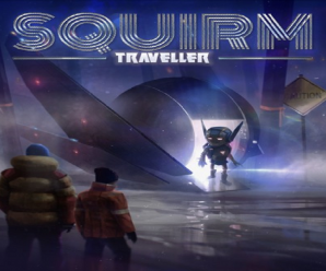 First Listen: Anonymous producer SQUIRM launches an intergalactic journey on debut 'Traveller' EP