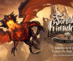 Florida Bass and Dubstep Festival Forbidden Kingdom Drops Lineup