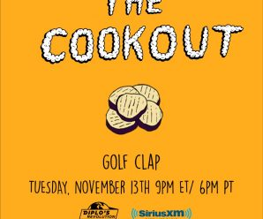 Golf Clap takes their activate The Cookout