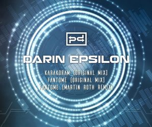 Premiere: Darin Epsilon – Karakoram – Dancing Astronaut