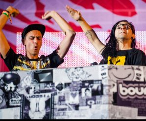 Skrillex Posts Video Of Studio Session With Boys Noize, Potentially Signalling The Return of Dog Blood