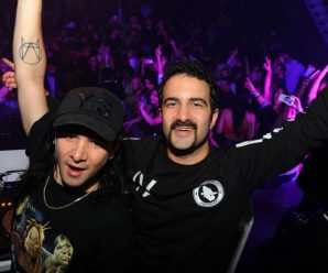Skrillex and Valentino Khan nab songwriting credit on new Okay-pop single, 'Chemicals'
