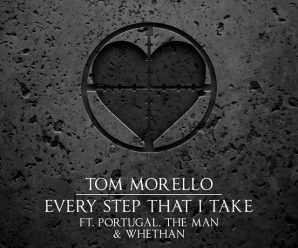 Tom Morello enlists Whethan and Portugal. The Man to honor Chris Cornell in 'Every Step That I Take' – Dancing Astronaut