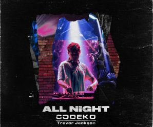 """Codeko Releases Uplifting Single With Trevor Jackson In """"All Night"""""""