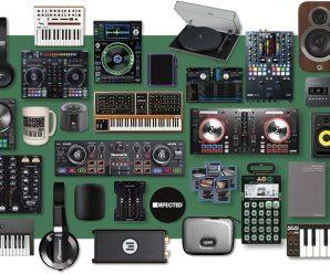 DJ and producer Xmas present information 2018