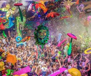 Elrow has set the usual for sick events and right here's why