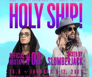 First Listen: Slumberjack's Holy Ship! bass voyage – Dancing Astronaut