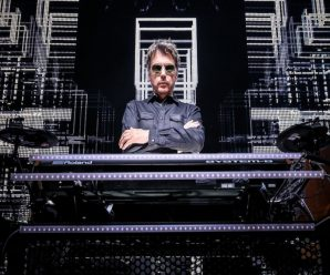 Jean-Michel Jarre embodies his legendary 'Watchers,' discusses the human relationship with AI and new album, 'Equinoxe Infinity' [Interview]