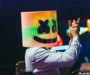 Marshmello Celebrates 2 Billion Streams On Spotify In 2018