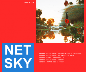 Netsky thrills with end-of-year 'Abbot Kinney' EP
