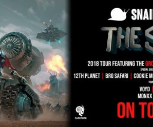 Snails's Monumental The Shell 2.zero Tour Hits Chicago