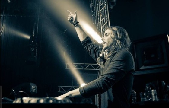 Unreleased Seven Lions, Wooli, and Trivecta Collaboration