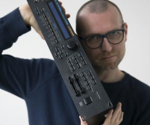 This £200 synth is Marquis Hawkes' go-to for '90s home