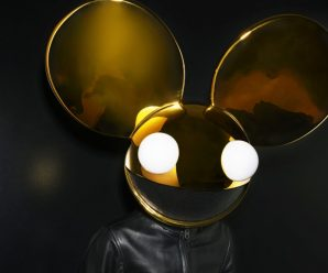 Deadmau5 reveals a secret monitor and releases the music video for '10.eight' with Mr. Bill