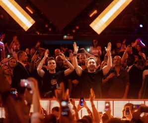 David Guetta and Nicky Romero push the boundaries of huge room with new monitor 'Ring The Alarm'