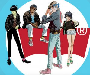 Gorillaz crew up with Levi's for brand new customizable attire