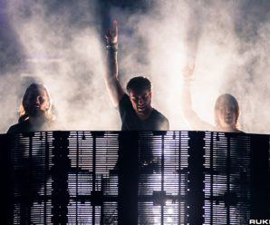 Swedish House Mafia units sights on Croatia for seemingly Ultra Europe look