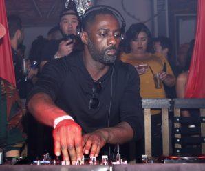 Idris Elba crafts retro home monitor beneath Charlie Ayo alias from new Netflix comedy collection