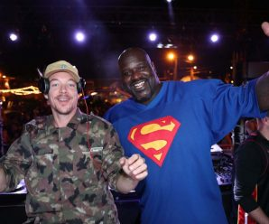 Shaq confirms he's working with Diplo on new music