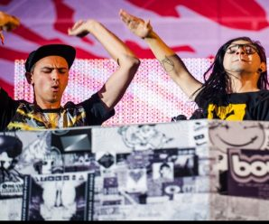 Skrillex and Boys Noize reunite in New Orleans with a trove of latest Dog Blood IDs [Watch]
