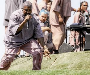 Kanye West debuts new single, 'Water,' throughout Coachella Sunday Service – Dancing Astronaut