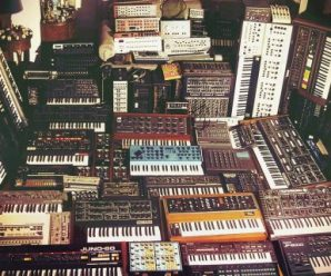 An interactive Moog synthesiser museum simply opened