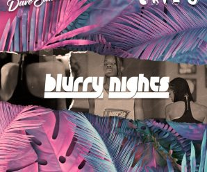 CRVE U and Dave Edwards impact buoyant digital bliss on 'Blurry Nights' remix