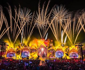High winds trigger EDC stage shutdowns and evacuation confusion