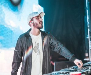 STREAM NOW: San Holo pulls out the stops at EDC's primary stage