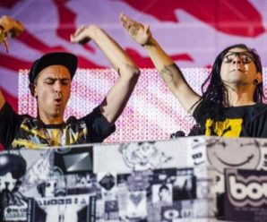 Skrillex and Boys Noize reuniting for a romping EP