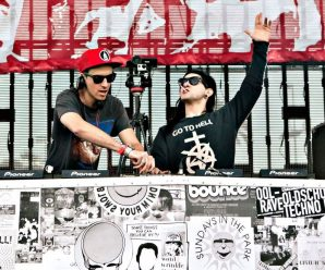 Skrillex and Boys Noize tease impending Dog Blood EP with 'CLAP BACK VOL 1' mixtape