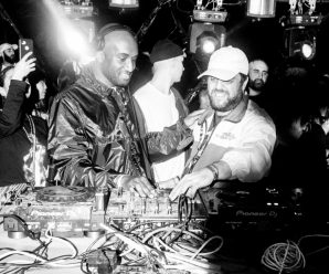 Virgil Abloh provides jazzy contact to Martinez Brothers & Tiga's 'Blessed'