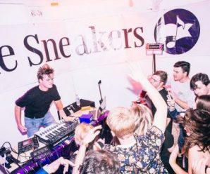 Kota Banks, Fishing, Mickey Kojak and extra to play Purple Sneakers 13th birthday