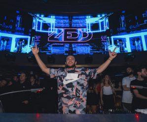 OMNIA San Diego pronounces Zedd, Porter Robinson, and extra