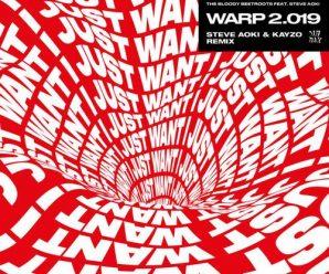 The Bloody Beetroots – Warp 2.019 (Steve Aoki & Kayzo Remix) – Dancing Astronaut