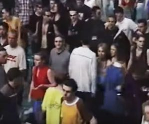 Watch a 1999 Melbourne warehouse rave go off