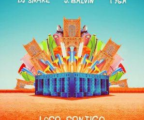 DJ Snake delivers saucy multilingual new single, 'Loco Contigo,' with J. Balvin and Tyga – Dancing Astronaut