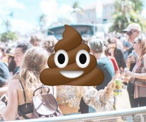 A pageant is utilizing punters poop to make electrical energy