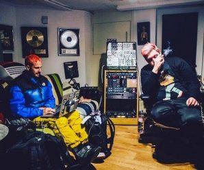 Flux Pavilion, What So Not, and The Chain Gang of 1974 be a part of forces for future bass collaboration, '20:25′