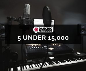 Dancing Astronaut's 5 Under 15K: Vol. 28