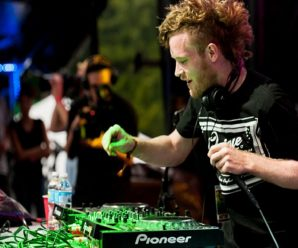 Rusko drops new four-track 'Genghis Danger' EP on Deadbeats [Stream]