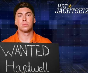 Watch Hardwell compete on Dutch YouTube series 'Jachtseizoen'