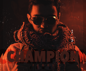 """Fenki Steps Up His Game On The New Track """"Champion"""""""