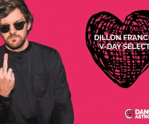 One for the singles, one for lovers: Valentine's Day playlists curated by Dillon Francis [Stream]